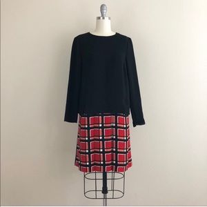 Marc By Marc Jacobs Cambridge Plaid Dress